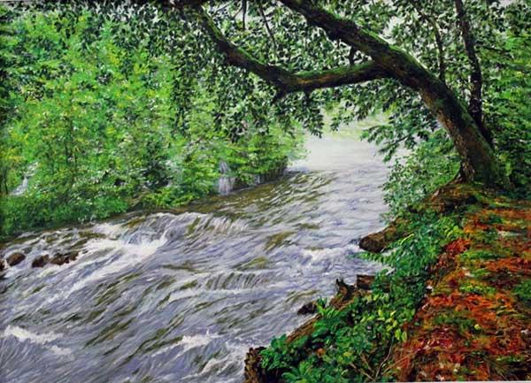 نقاشی طبیعت